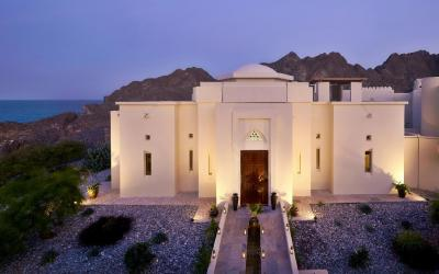 Al Bustan Palace A Ritz-Carlton Hotel -Six Senses Spa