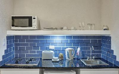 pokoj studio - kuchyňka   760 Butterfly beach