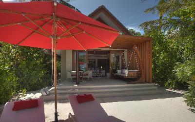 Beach Studio Terrace