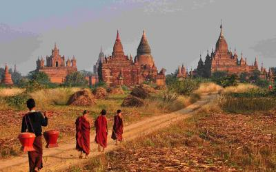 1 Bagan
