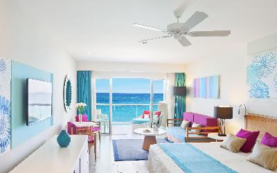 Privilege Deluxe Oceanfront Room