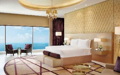 Fairmont Ajman - Penthouse Bedroom
