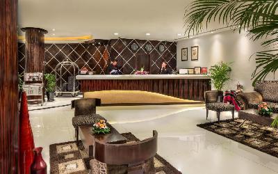 Savoy Suites - recepce