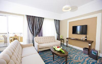 Bab Al Bahr - Senior Suite