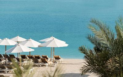 Bab Al Bahr - pláž