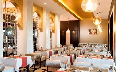 Bab Al Bahr - Lalezar Restaurant