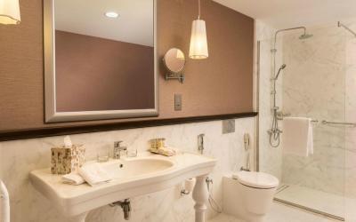 Bab Al Bahr - Deluxe Room - koupelna