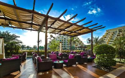 Bab Al Bahr - Aisha Lobby Bar