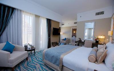 Bab Al Bahr - Deluxe Room