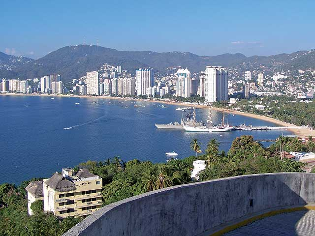604_1 - Mexico City - Acapulco