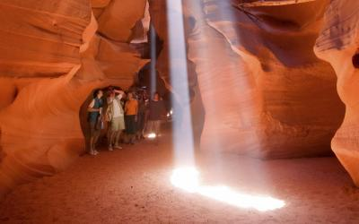 USA | Page | Antelope Canyon