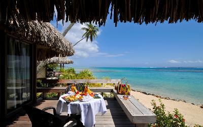 MOZ Intercontinental Premium Beach Bungalow Terrace_1.gallery_image.1