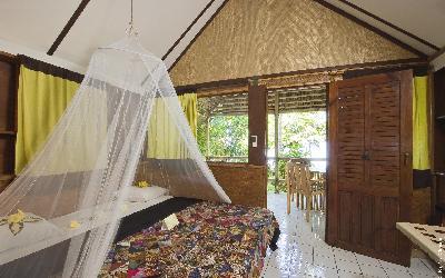 standardní rodinný pokoj  | 485 Le Jardin Maore