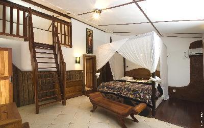 rodinný pokoj superior duplex | 485 Le Jardin Maore
