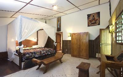 rodinný pokoj superior   485 Le Jardin Maore