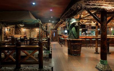 Grand Hyatt - Club Safari