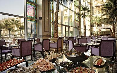 Grand Hyatt - Mokha Cafe