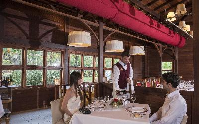 Palma Real restaurant