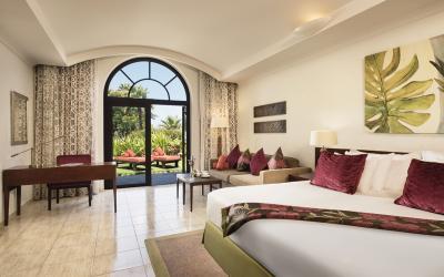 JA Palm Tree Court Spa - Garden View Junior Suite