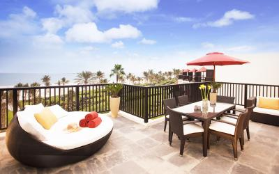 JA Palm Tree Court Spa - The Residence Two Bedroom Suite