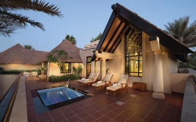 Jumeirah Beach Hotel - Beit Al Bahar Two Bedroom Royal Villa - Terrace