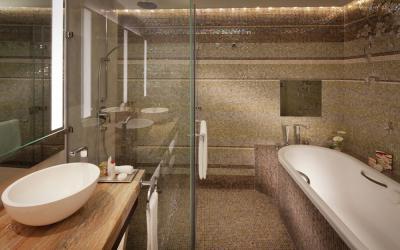 Jumeirah Beach Hotel - Family Garden Suite - Bathroom