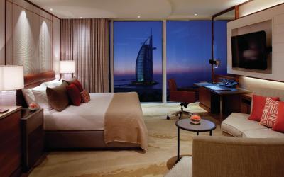 Jumeirah Beach Hotel - Ocean Superior Club Room