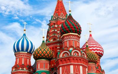 Rusko | Moskva_Vasil Blazeny