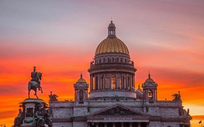 Petrohrad Sv. Izák