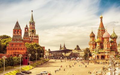 Rusko | Moskva_Red Sqaure