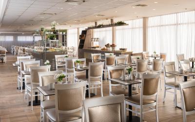 Leonardo Inn Dead Sea - Restaurace