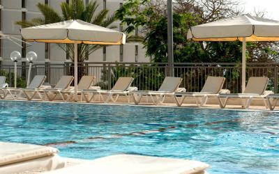 Oasis Dead Sea - venkovní bazén