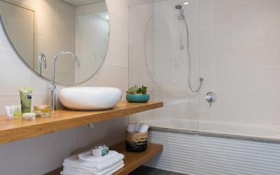 Oasis Dead Sea - Garden Room - koupelna