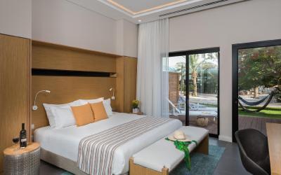 Oasis Dead Sea - Garden Room