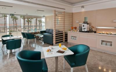Herods Dead Sea - Business Lounge