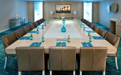 Herods Dead Sea - konferenční místnost