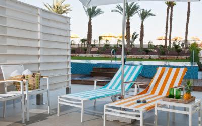 Herods Dead Sea - Executive Garden Pool Room
