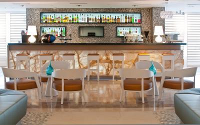 Herods Dead Sea - Lobby Bar