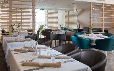 Herods Dead Sea - Primavera Restaurant