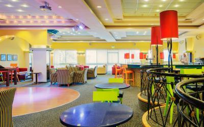 Prima Music Hotel - Lobby a recepce
