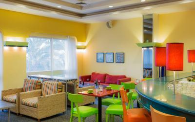 Prima Music Hotel - Lobby Bar