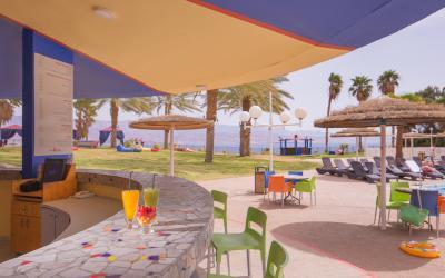 Prima Music Hotel  - bar u bazénu