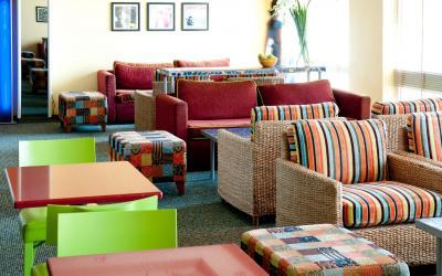 Prima Music Hotel - Lobby1