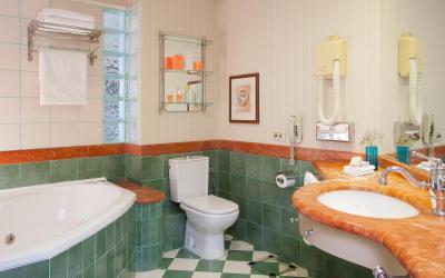 Herods Palace  - Castle Club Suite - koupelna
