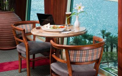 Herods Palace  - Business Lounge