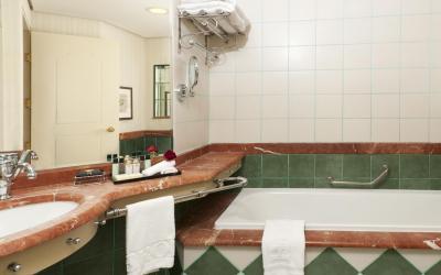 Herods Palace - Club Room - koupelna