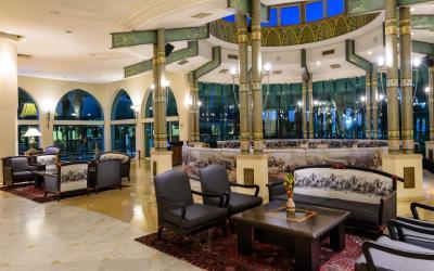 Herods Palace - Lobby
