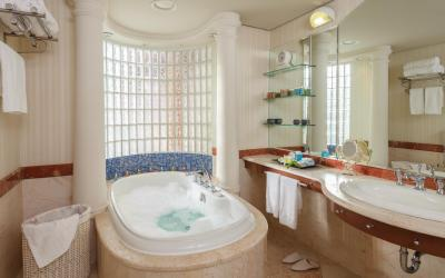 Herods Palace  - Presidential Suite - koupelna