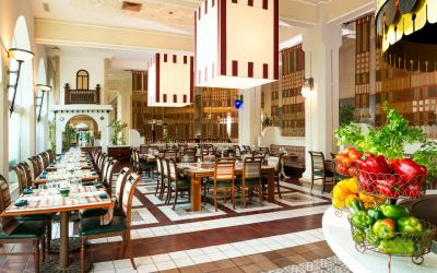 Herods Palace - Tamarhind restaurant