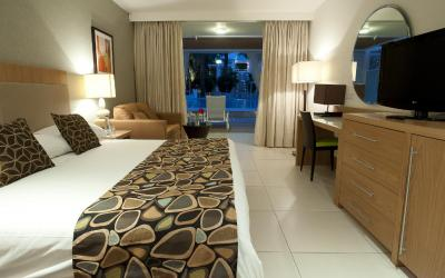 Isrotel Yam Suf - Deluxe Pool View Room